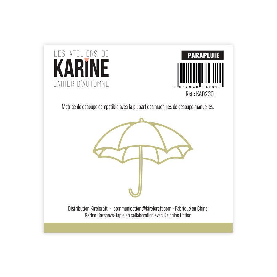 Die Parapluie - Les Ateliers de Karine