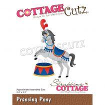 """Die Prancing Pony 2.4\""""X3.3\"""""""