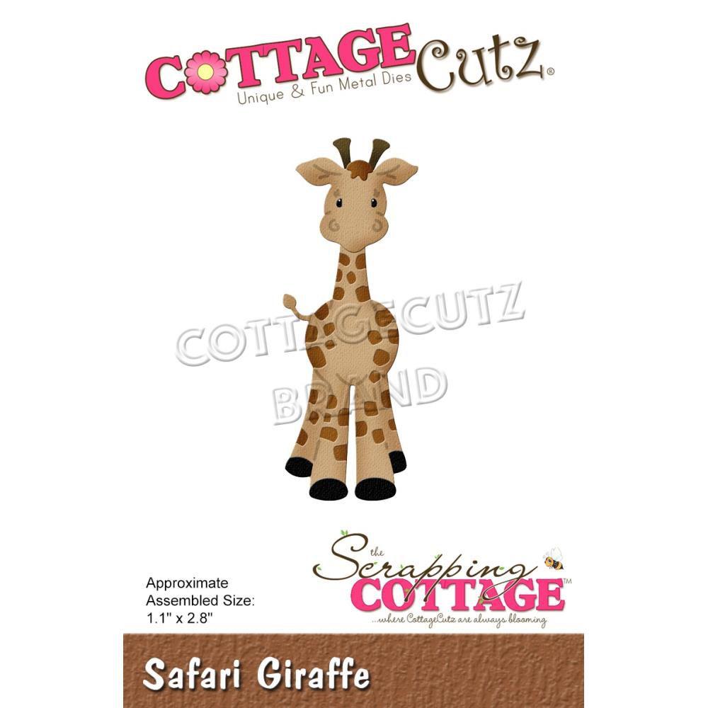 DIE Safari Giraffe - girafe