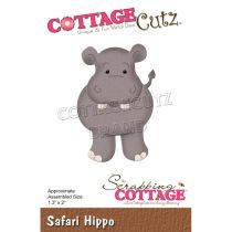 DIE Safari Hippo - hippopotame