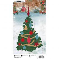 Die Sending Joy NR. 51, Build A Christmas Tree
