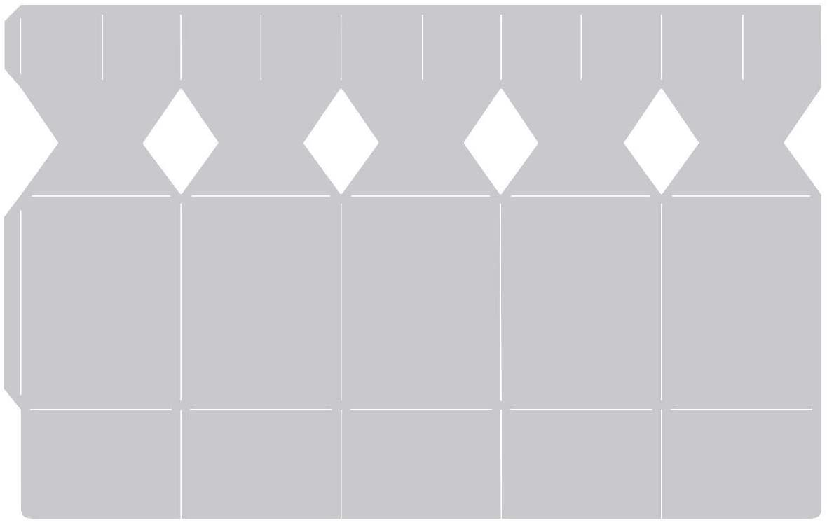 DIE SIZZIX BIGZ L CHRISTMAS FAVOUR BOX