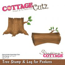 DIE SOUCHES D\'ARBRES - Tree Stump & Log for Peekers