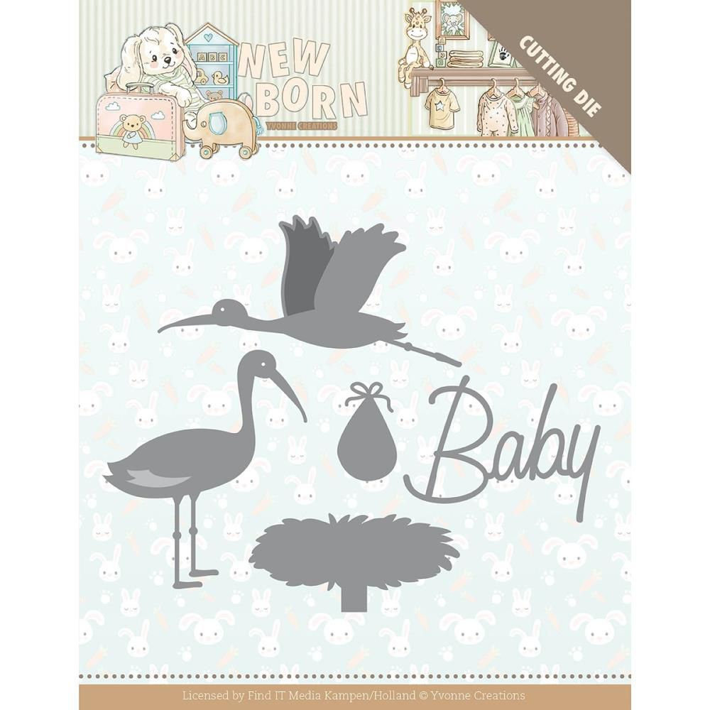 Die Stork, Newborn