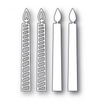 DIE TALL BIRTHDAY CANDLES