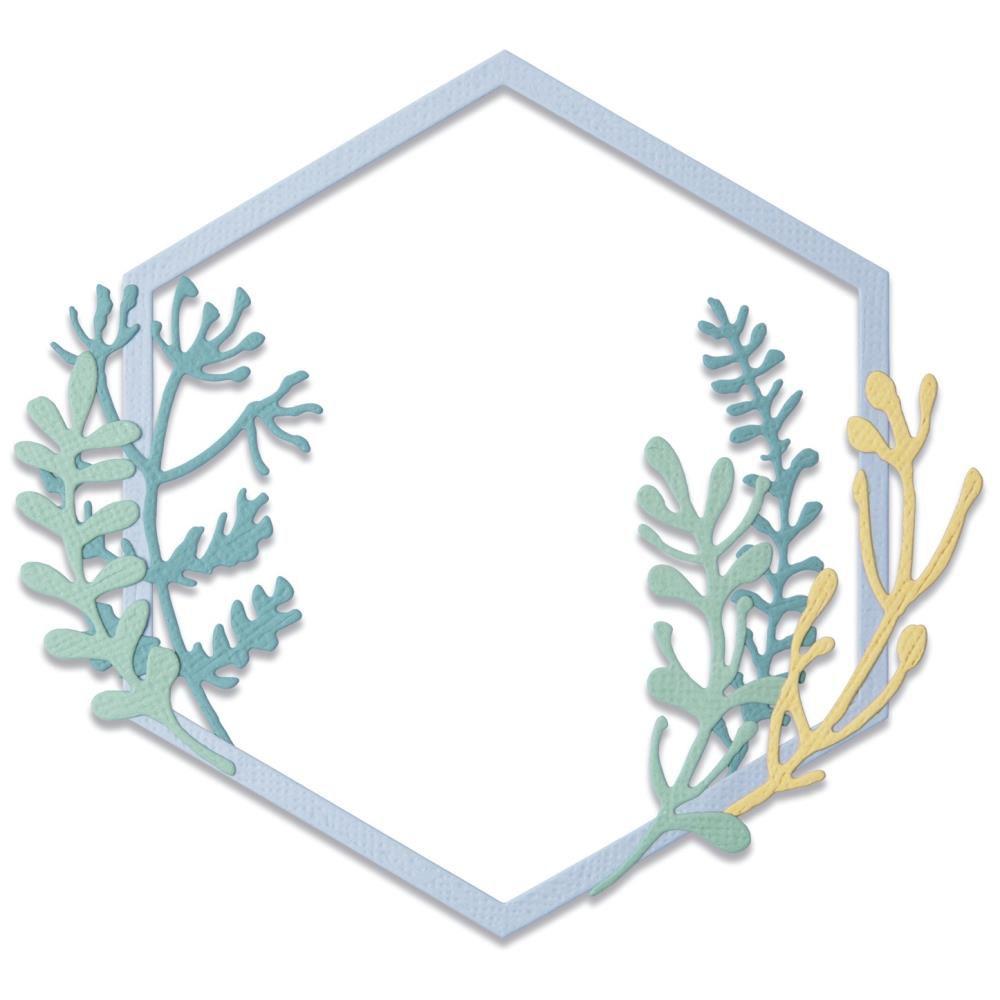 DIE THINLITS Botanical Frame