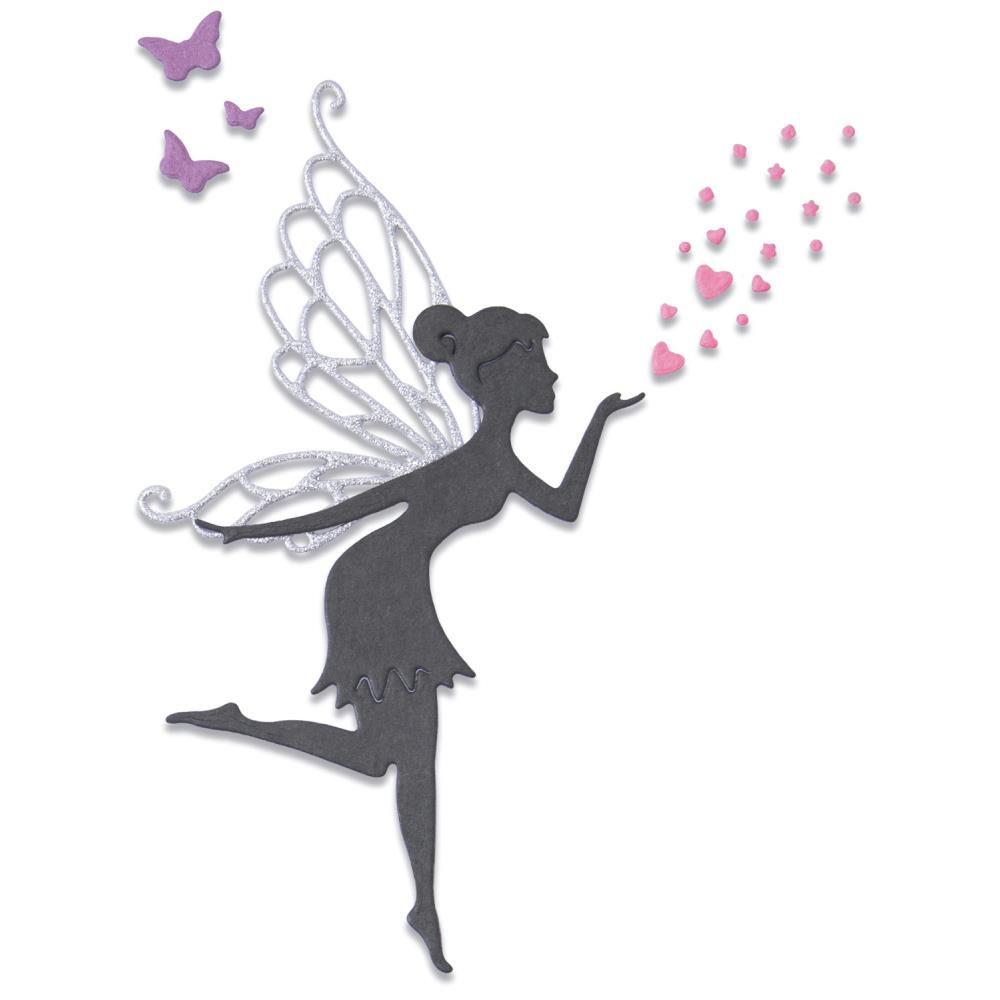 DIE THINLITS Fairy Wishes