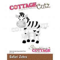 DIE Zebra - zèbre