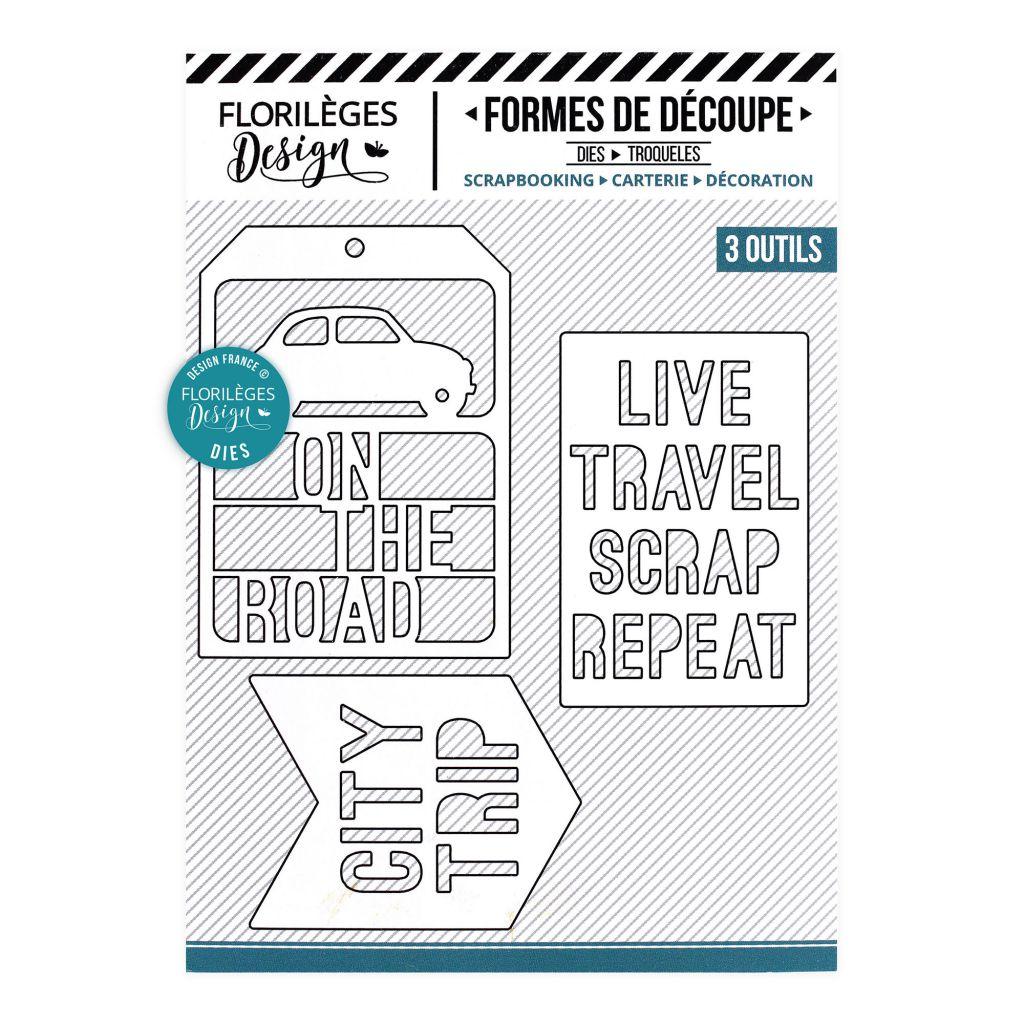 DIES - Découpe Travel And Scrap