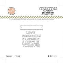 DIES - Etiquettes 2