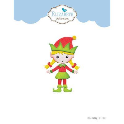 DIES - Holiday Elf Hers - Elfe fille