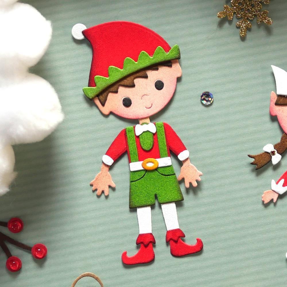 DIES - Holiday Elf His - Elfe garçon
