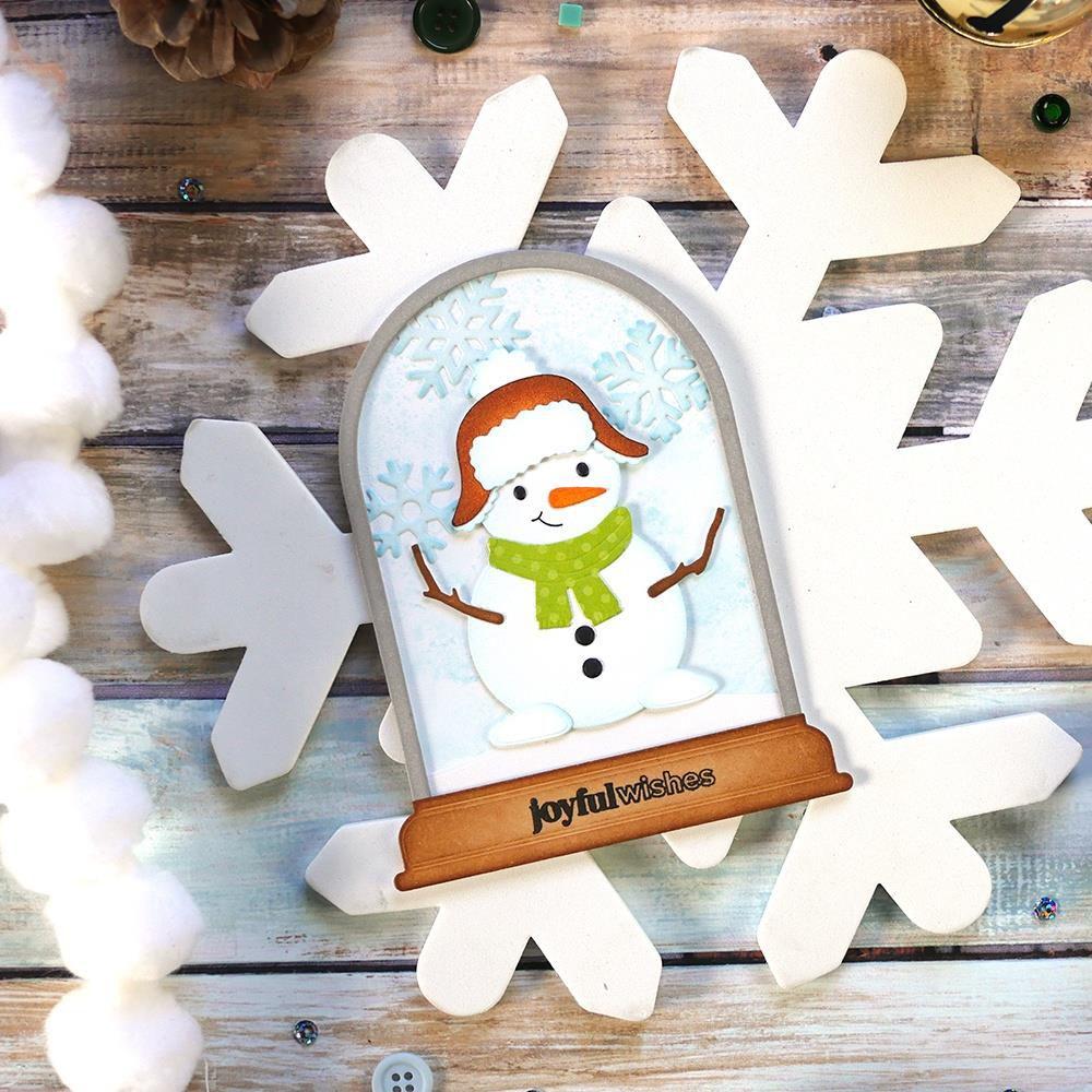 DIES - Jack frost - bonhomme de neige