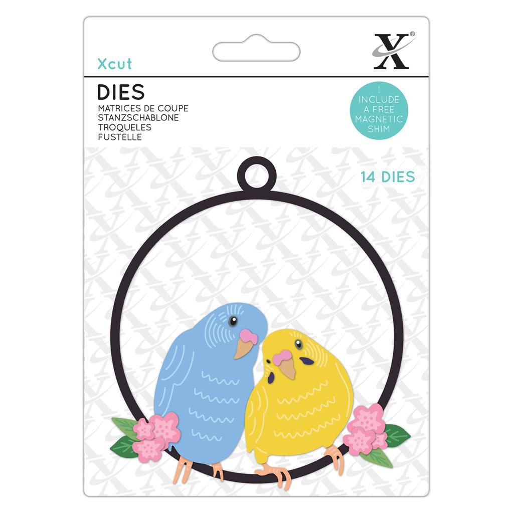 DIES - The Budgie Bunch