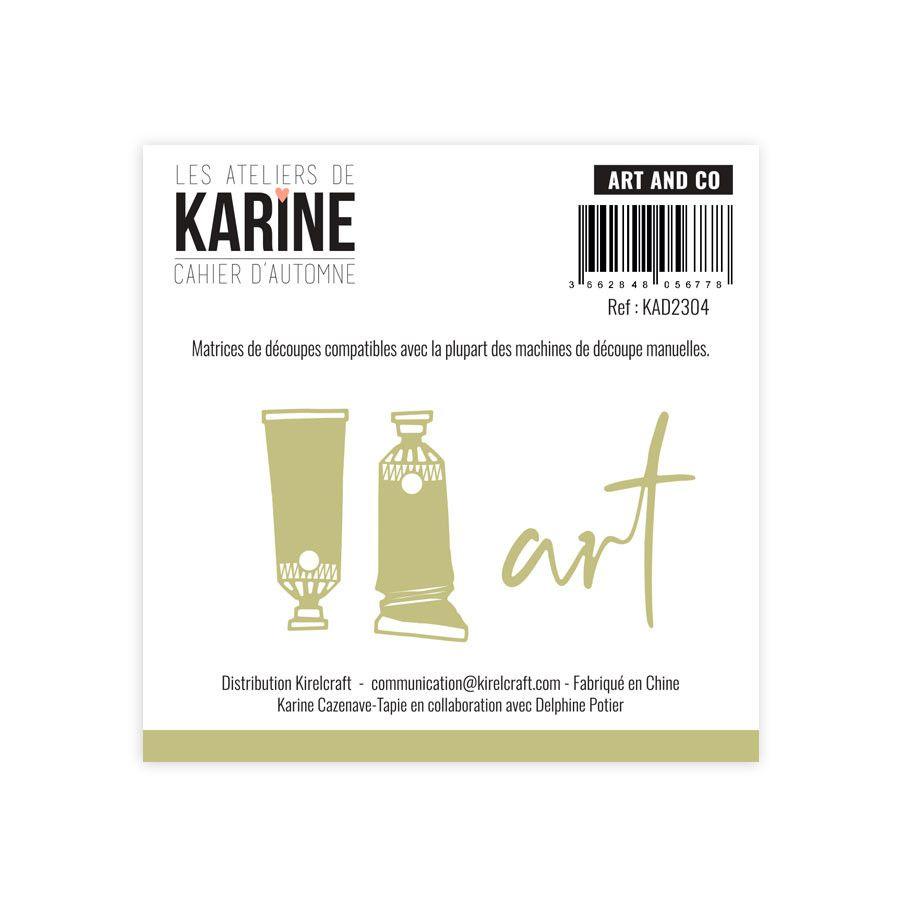 Dies Art and Co Les Ateliers de Karine