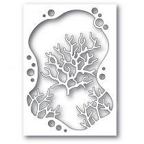 Dies Bubble Coral Collage