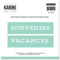 DIES CARNET DE ROUTE - Souvenirs - Vacances