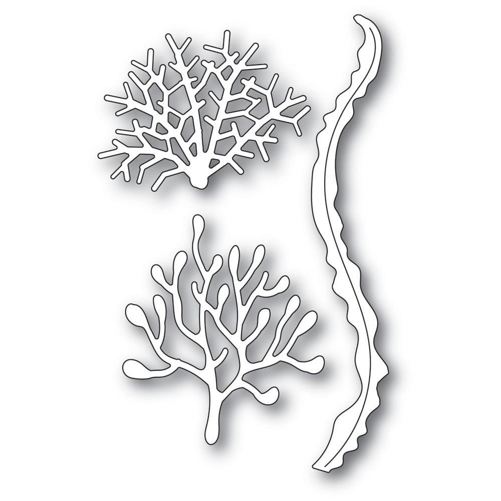 Dies Coral and Kelp Ribbon