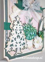DIES CREATABLES - Tiny\'s Christmas tree stars