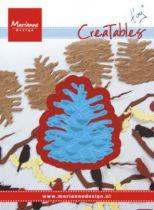 DIES CREATABLES - Tiny\'s Pinecone