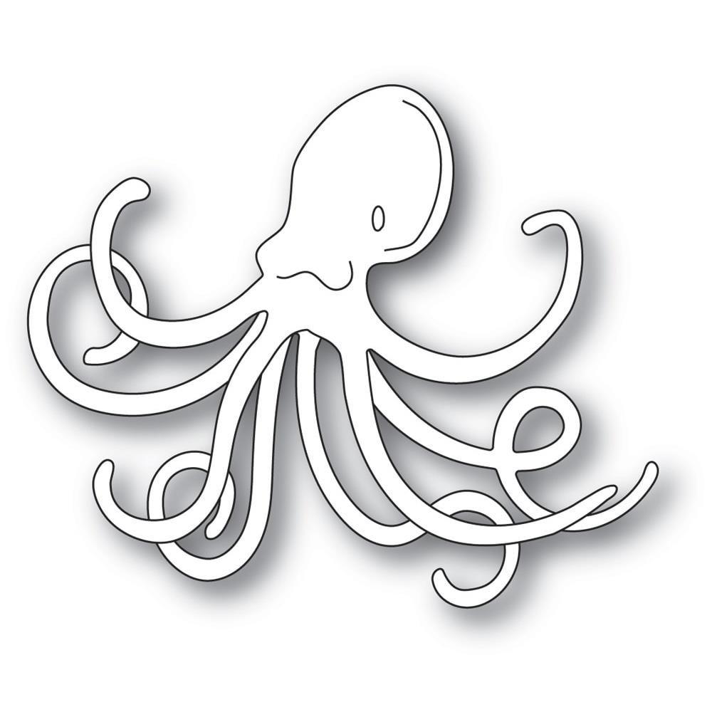 Dies Deep Sea Octopus