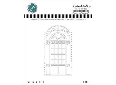 DIES FRENCH KISS - PORTE ART DECO