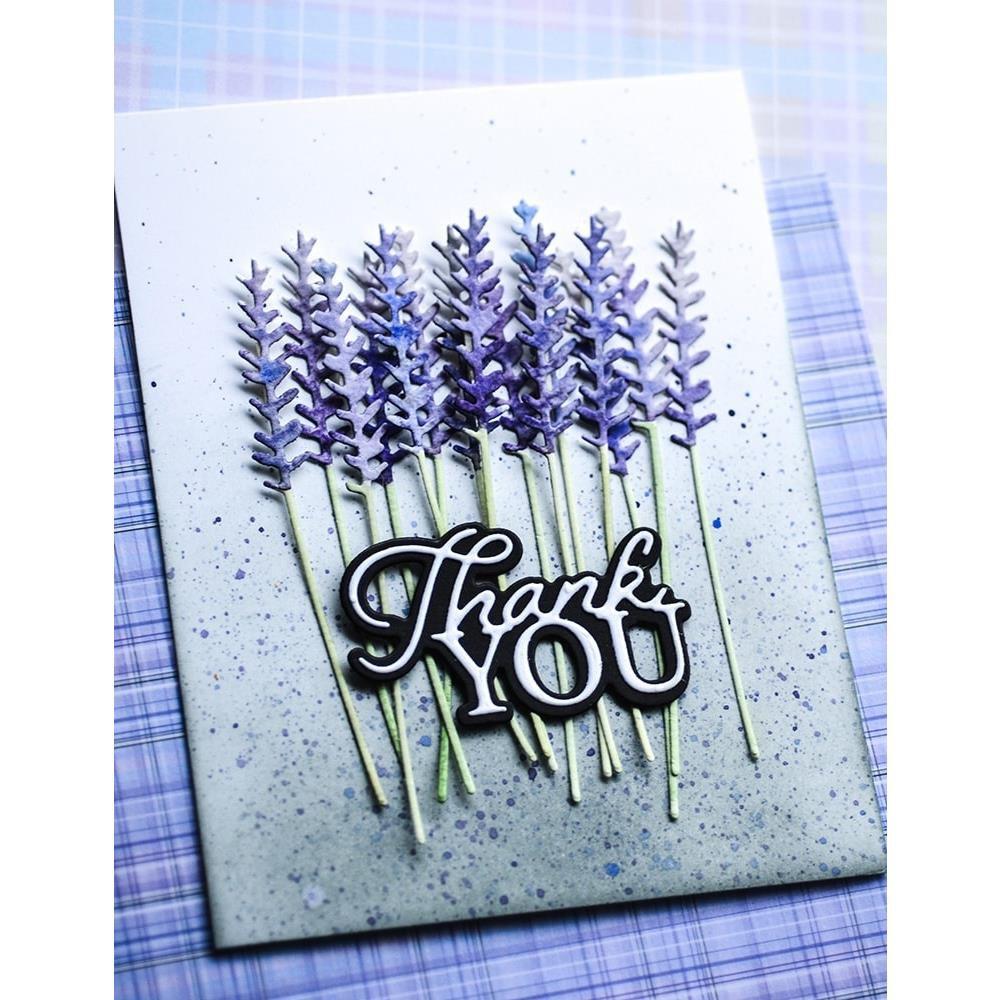 Dies Lavender Stems