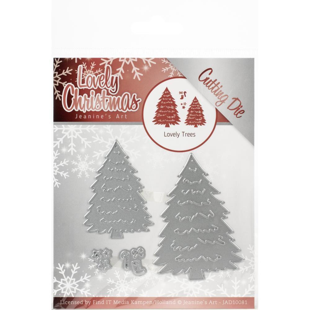 DIES LOVELY CHRISTMAS - Lovely Trees