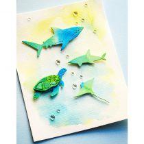 Dies Sea Creatures