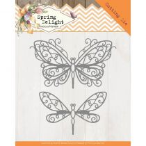 DIES SPRING DELIGHT - Spring Butterfly