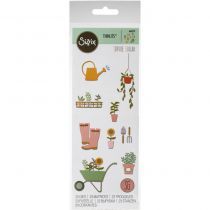 DIES THINLITS JARDINAGE - Garden Shed