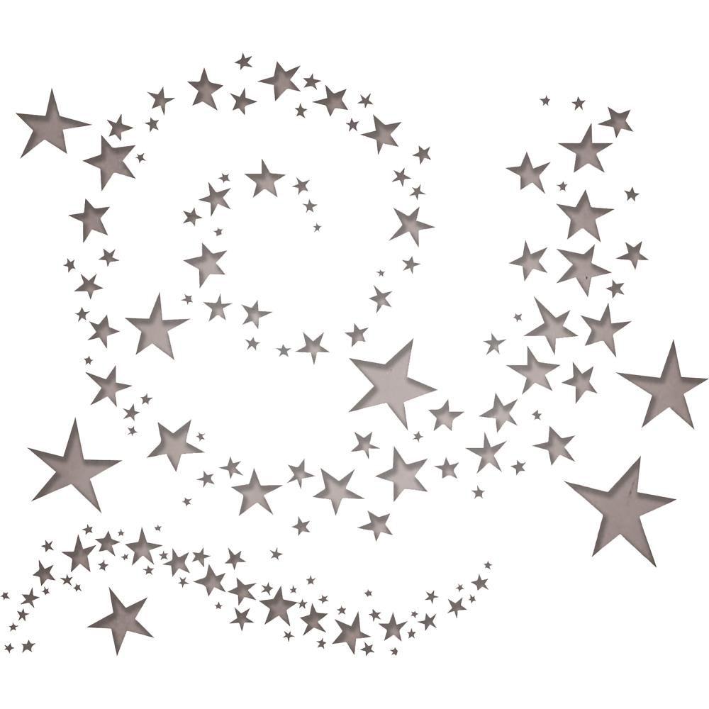 dies thinlits Swirling Stars