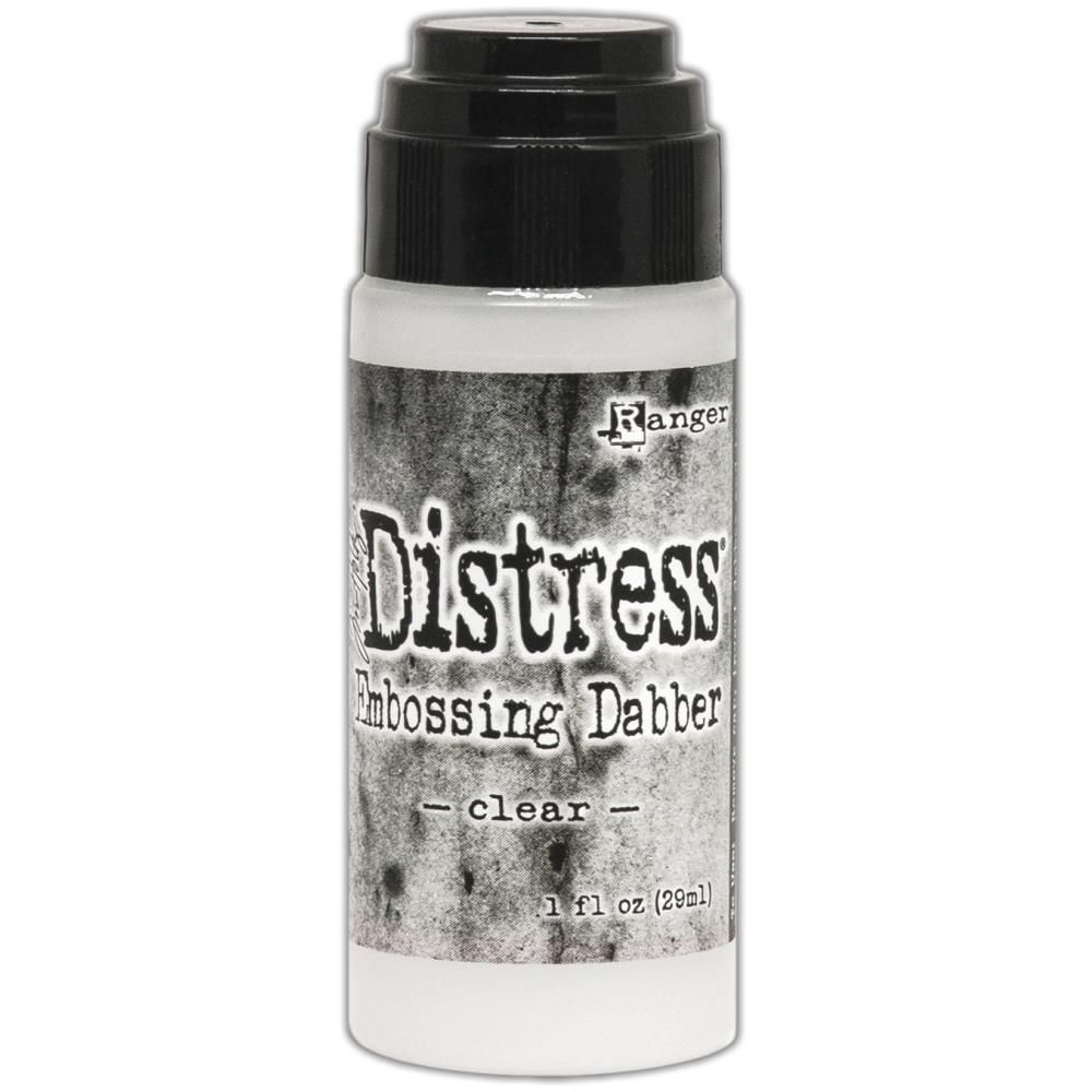 DISTRESS EMBOSSING DABBER - Clear