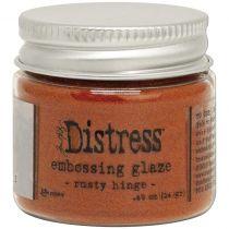DISTRESS EMBOSSING GLAZE - Rusty Hinge