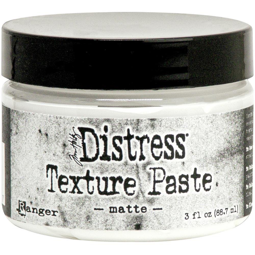 DISTRESS TEXTURE PASTE - Matte