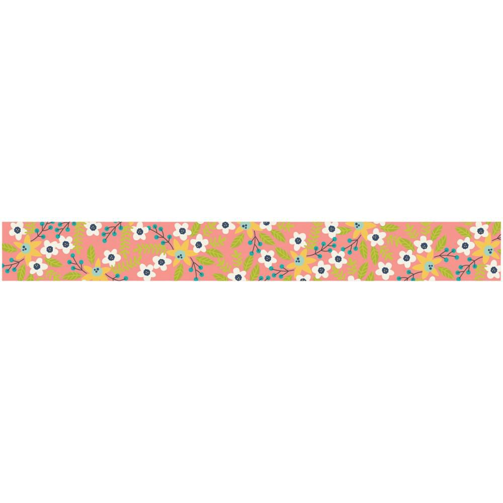 Domestic Bliss Washi Tape 15mmx30\' Domestic Bliss Washi Tape 15mmx30\' Home Sweet Home