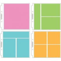 "Doodlebug Protector Assortment 8""X8\"" 12/Pkg"