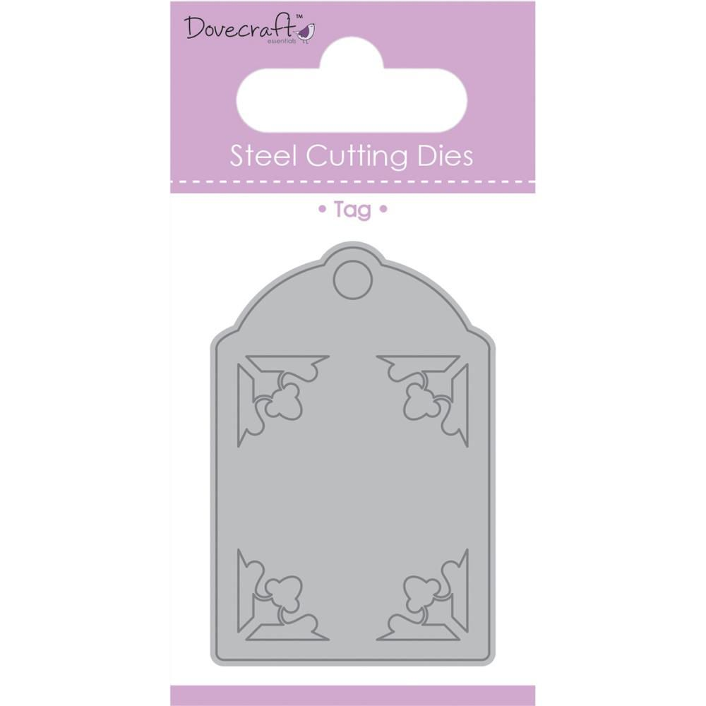 Dovecraft Die- Tag Cut-Out