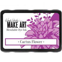 Dye Ink Pad Cactus Flower