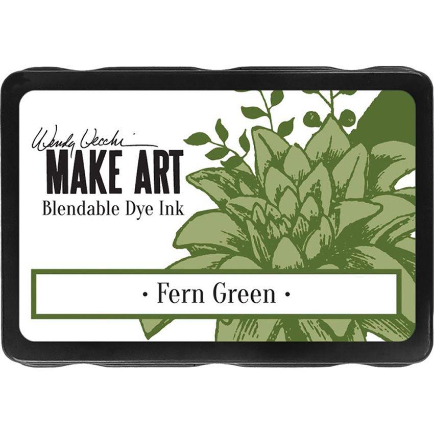 Dye Ink Pad Fern Green