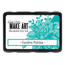 Dye Ink Pad Garden Patina