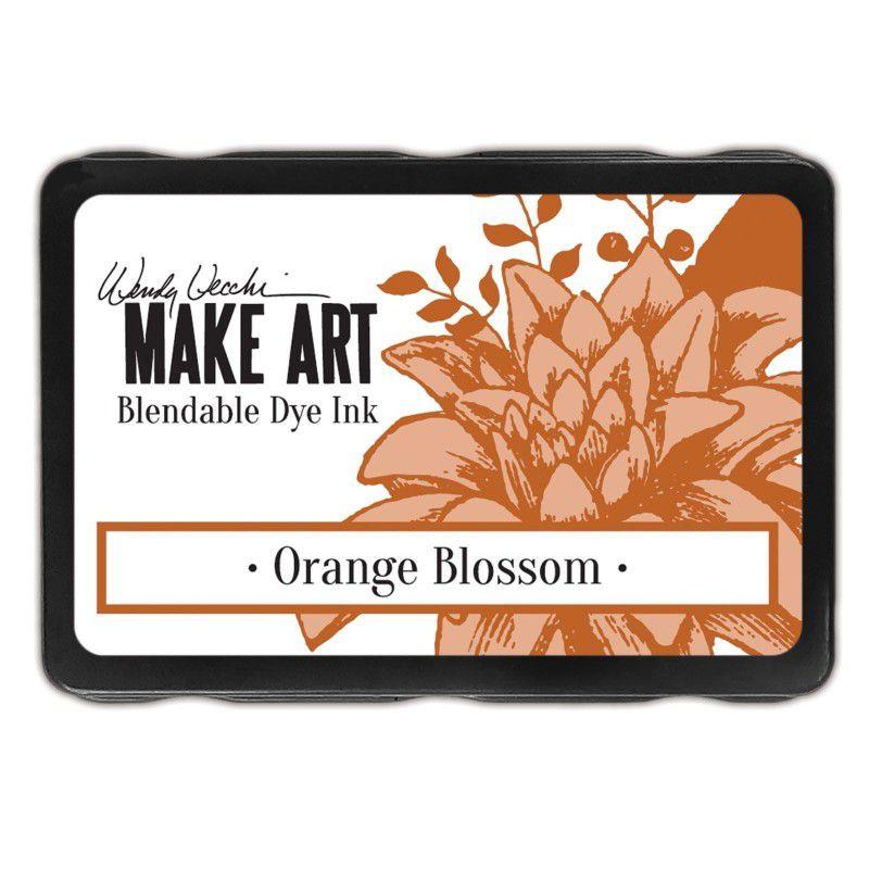 Dye Ink Pad Orange Blossom