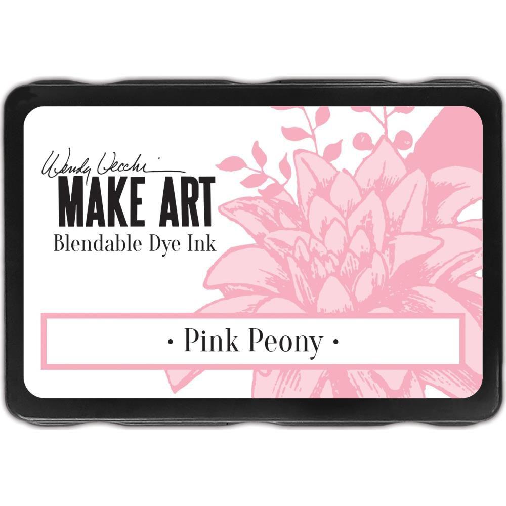 Dye Ink Pad Pink Peony