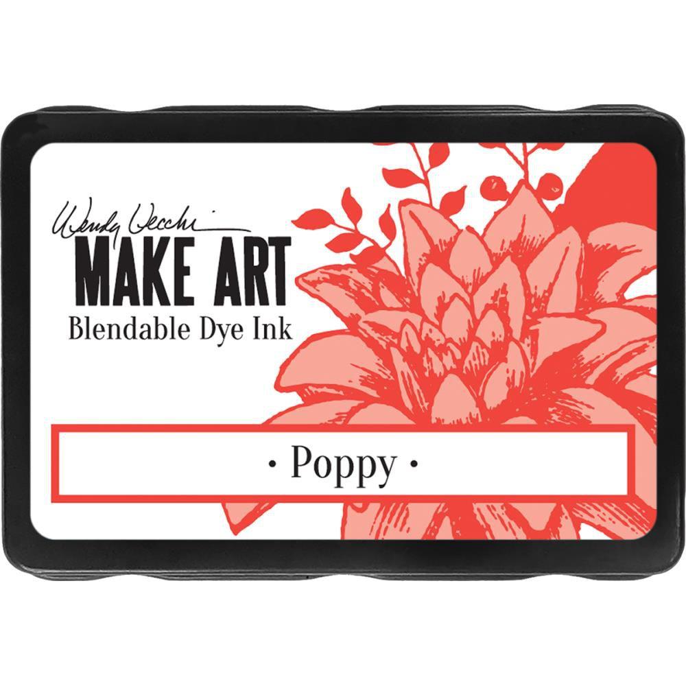 Dye Ink Pad Poppy
