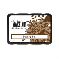 Dye Ink Pad Potting Soil