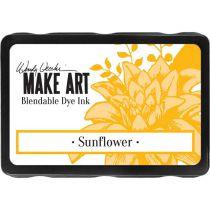 Dye Ink Pad Sunflower