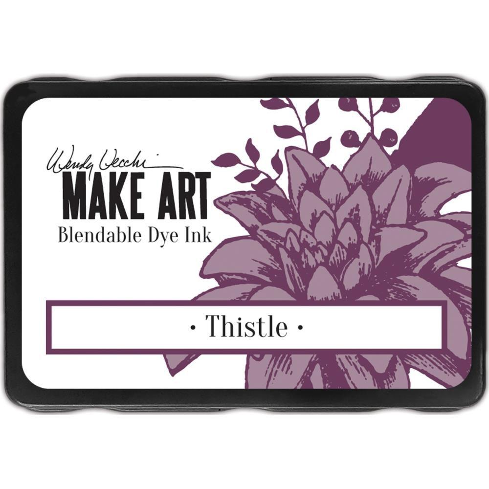 Dye Ink Pad Thistle