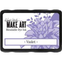 Dye Ink Pad Violet