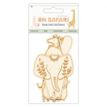 EMBELLISSEMENTS BOIS ON SAFARI - Animaux