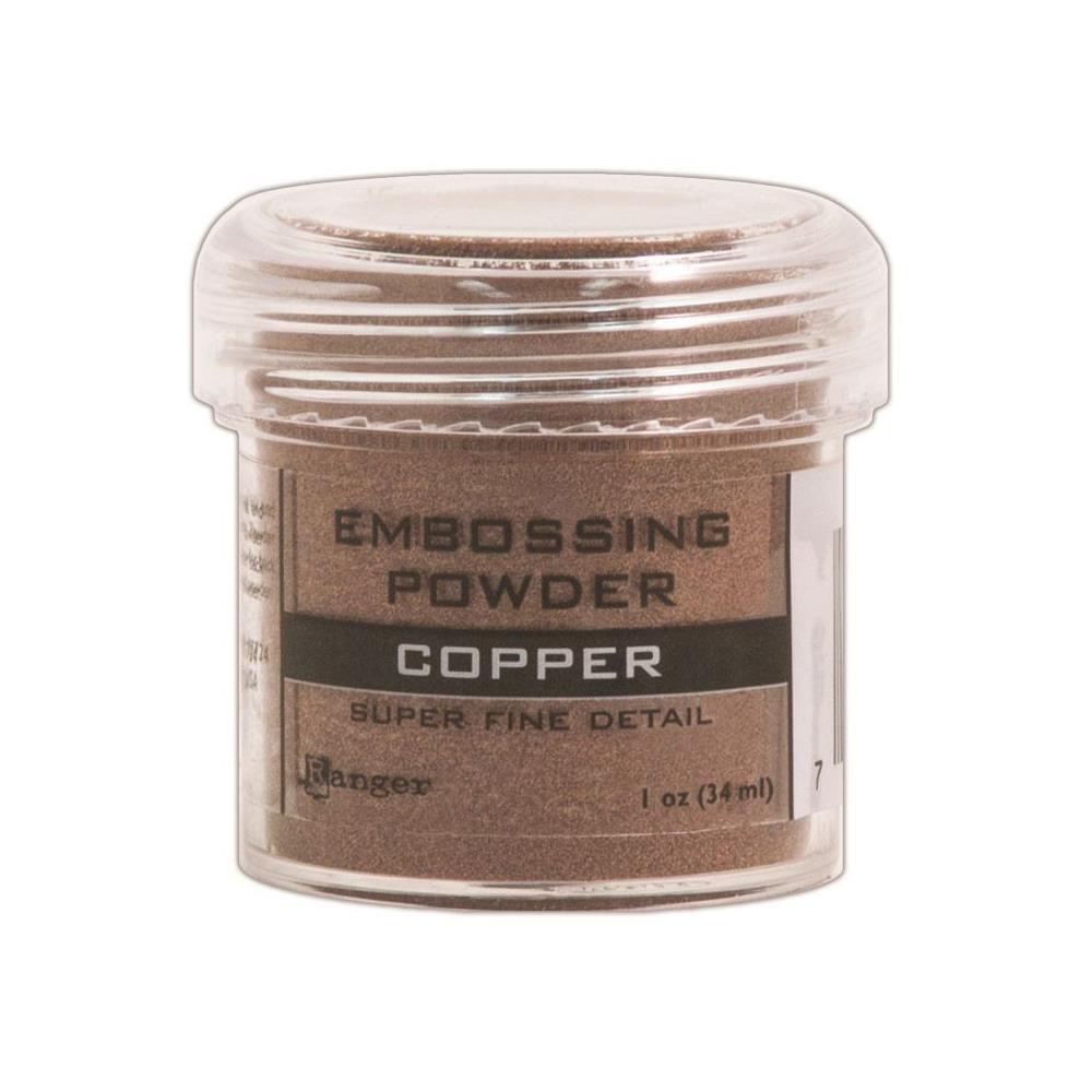 Embossing Powder Copper